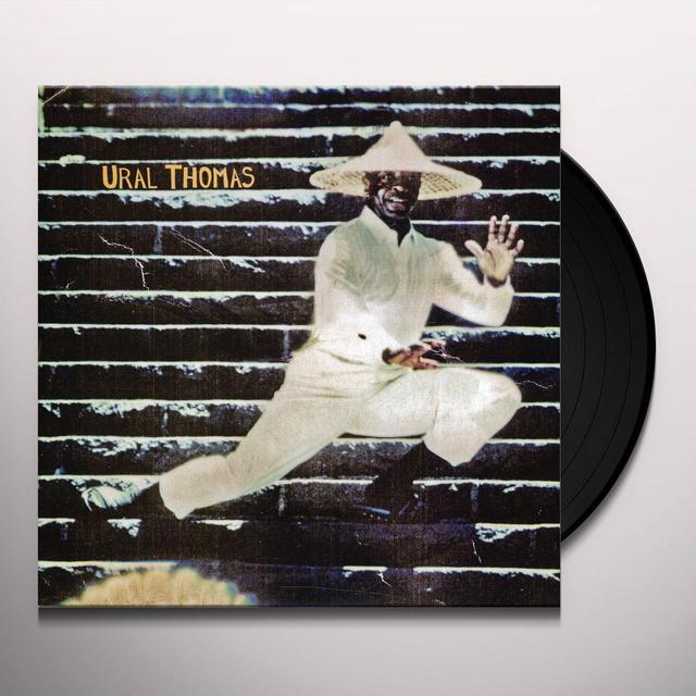 Ural Thomas FADE AWAY / SMILE Vinyl Record