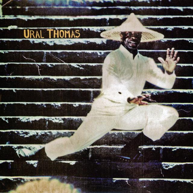 Ural Thomas FADE AWAY / SMILE Vinyl Record