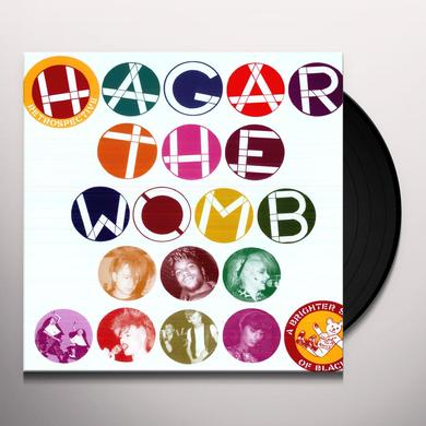 Hagar The Womb BRIGHTER SHADE OF BLACK Vinyl Record - Limited Edition