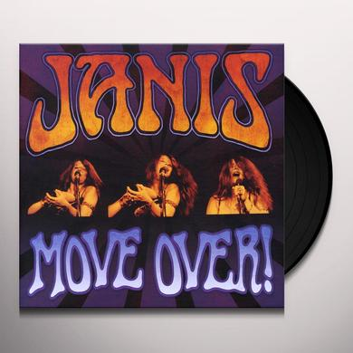 Janis Joplin MOVE OVER Vinyl Record