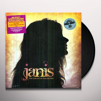 Janis Joplin CLASSIC LP COLLECTION   (BOX) Vinyl Record - Limited Edition, 180 Gram Pressing