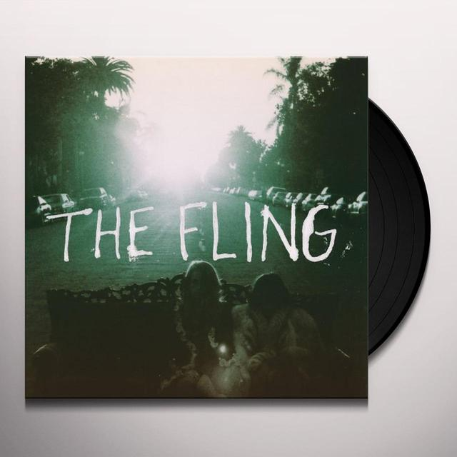 Fling WHAT I'VE SEEN Vinyl Record