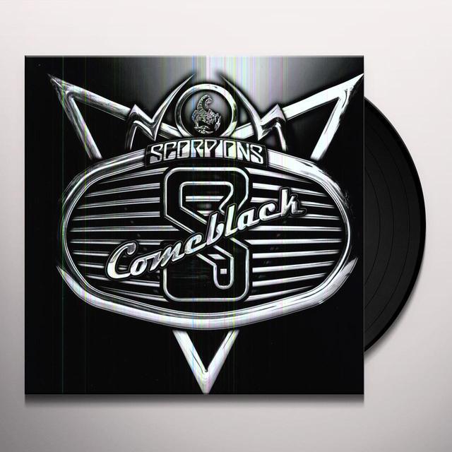 Scorpions COMEBLACK Vinyl Record