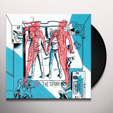 Usf SPRAY Vinyl Record