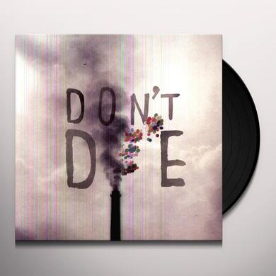 Nightmares For A Week DON'T DIE Vinyl Record