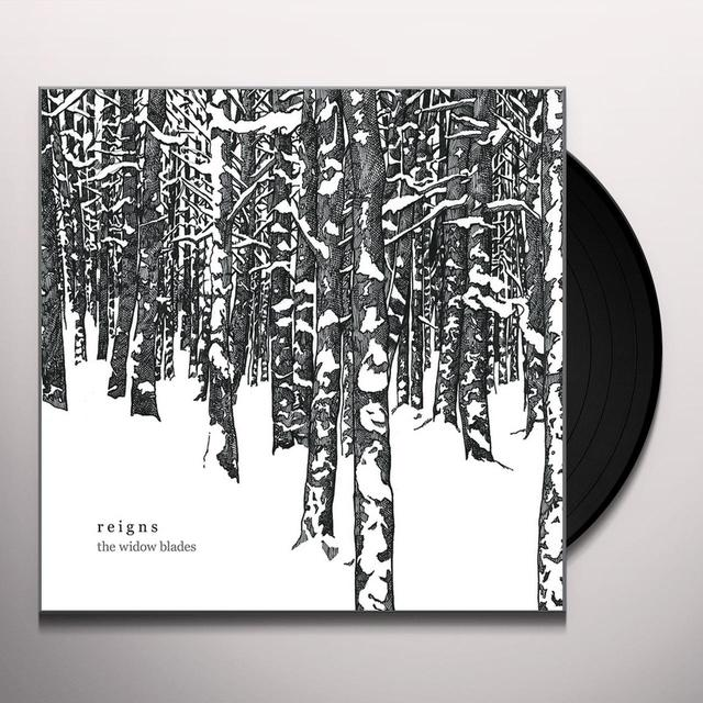 Reigns WIDOW BLADES Vinyl Record