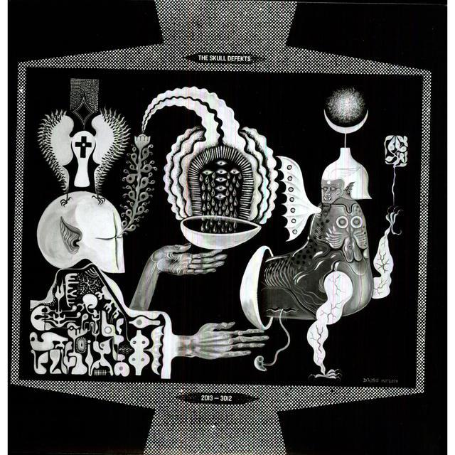 The Skull Defekts 2013-3012 Vinyl Record