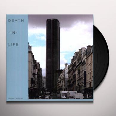 Matthew Friedberger DEATH-IN-LIFE Vinyl Record