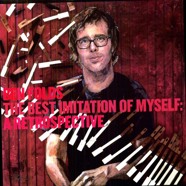 Ben Folds BEST IMITATION OF MYSELF: A RETROSPECTIVE Vinyl Record