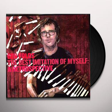 Ben Folds BEST IMITATION OF MYSELF: A RETROSPECTIVE Vinyl Record
