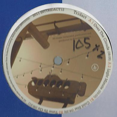 Tridact OVER THE CLOUDS Vinyl Record