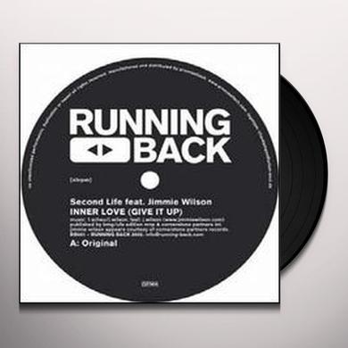 Second Life INNER LOVE Vinyl Record
