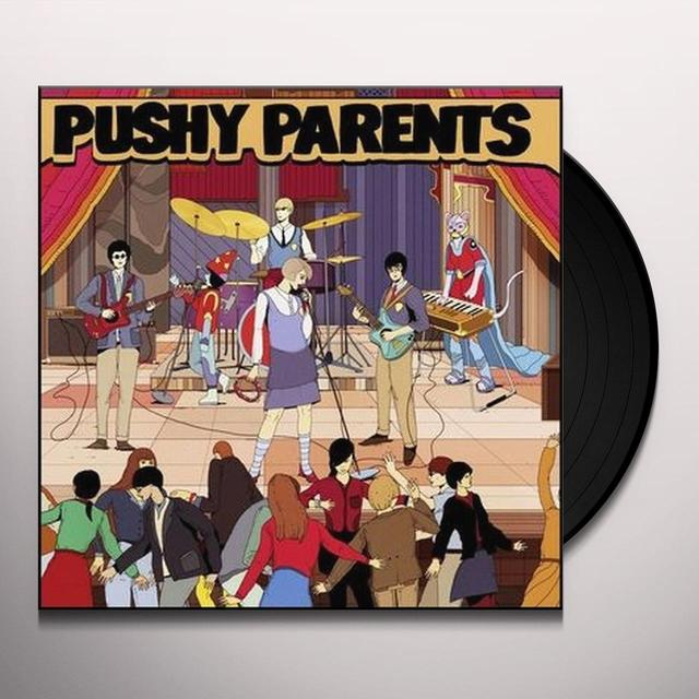 Pushy Parents SECRET SECRET Vinyl Record
