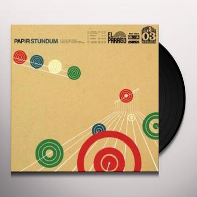 Papir STUNDUM Vinyl Record