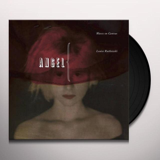 Waves On Canvas ANGEL Vinyl Record