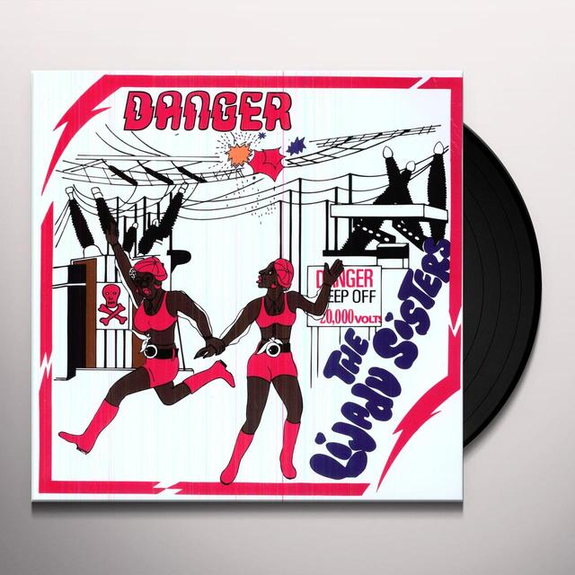 Lijadu Sisters DANGER Vinyl Record - Digital Download Included