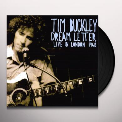 Tim Buckley DREAM LETTER Vinyl Record