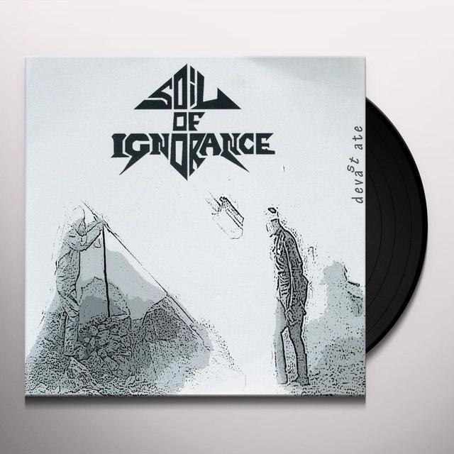 Soil Of Ignorance / Wadge SPLIT (Vinyl)