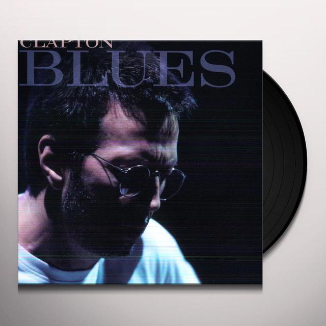 Eric Clapton BLUES  (BOX) Vinyl Record - 180 Gram Pressing