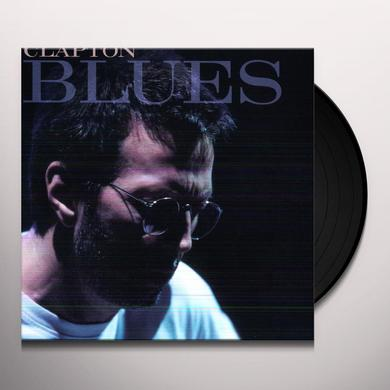 Eric Clapton BLUES  (BOX) Vinyl Record - 180 Gram Pressing