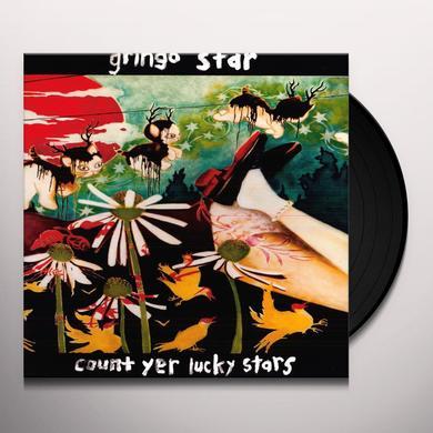 Gringo Star COUNT YER LUCKY STARS (Vinyl)
