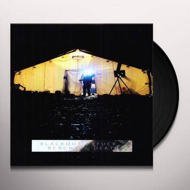 Blackout Beach FUCK DEATH Vinyl Record