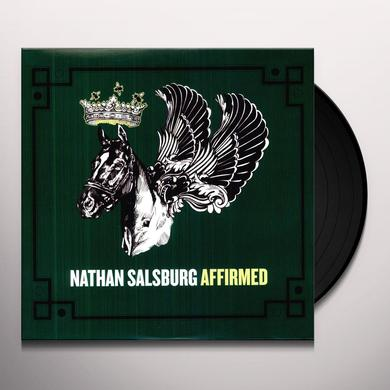 Nathan Salsburg AFFIRMED Vinyl Record