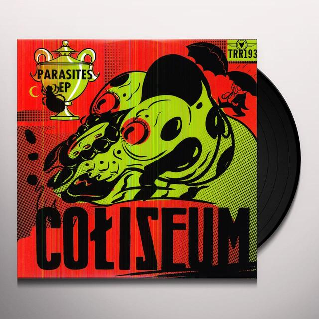 Coliseum PARASITES Vinyl Record
