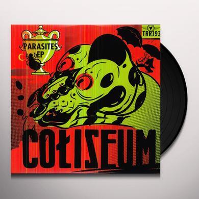 Coliseum PARASITES (EP) Vinyl Record