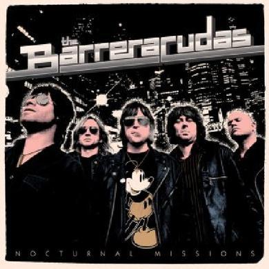 Barreracudas NOCTURNAL MISSIONS Vinyl Record