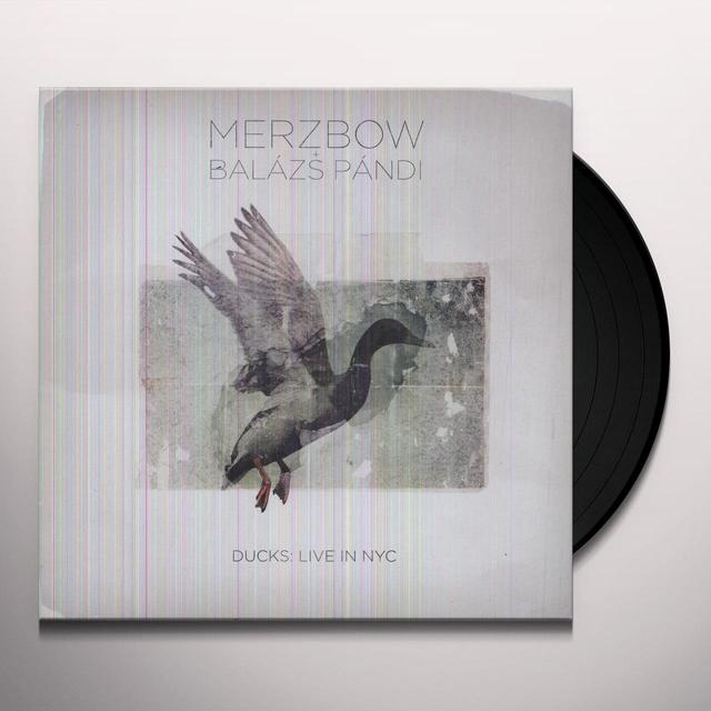 Merzbow & Balazs Pandi DUCKS: LIVE IN NYC Vinyl Record