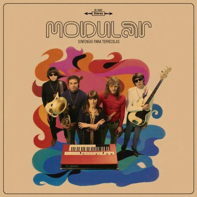 Modular SINFONIAS PARA TERRICOLAS Vinyl Record