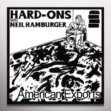 Neil Hard-Ons / Hamburger AMERICAN EXPORTS Vinyl Record
