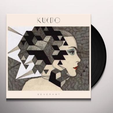 Kuedo SEVERANT Vinyl Record