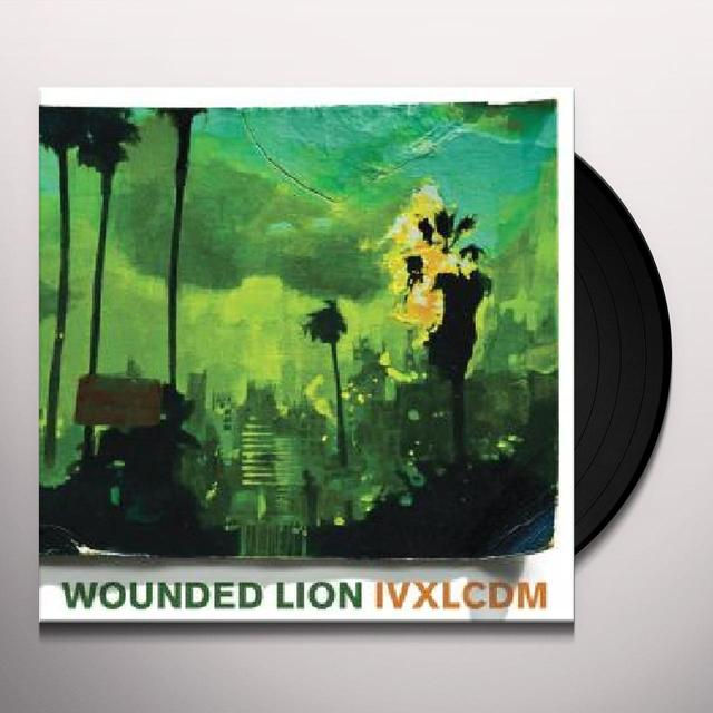Wounded Lion IVXLCDM Vinyl Record