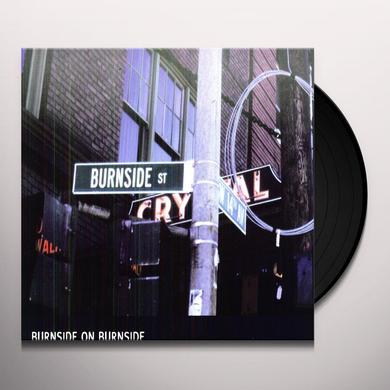 R.L. Burnside BURNSIDE ON BURNSIDE Vinyl Record