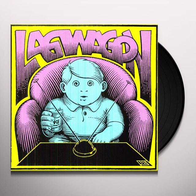 Lagwagon DUH Vinyl Record