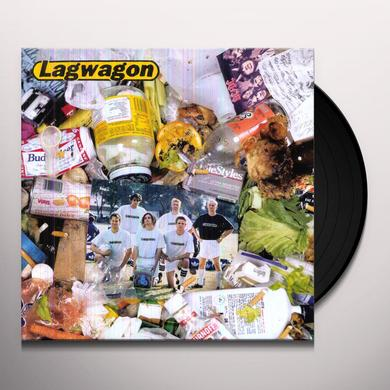Lagwagon TRASHED Vinyl Record