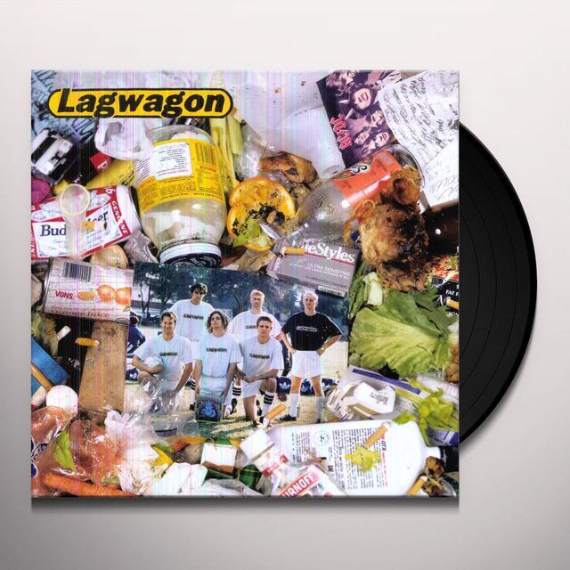 Lagwagon TRASHED Vinyl Record