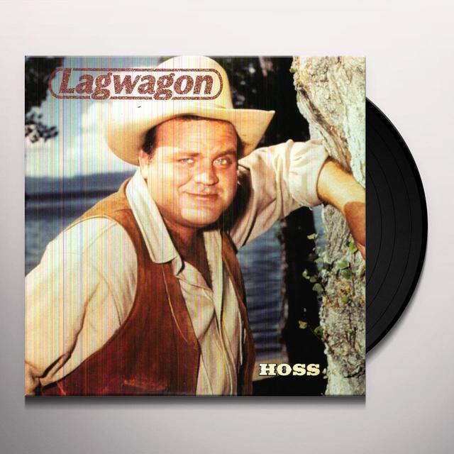Lagwagon HOSS Vinyl Record