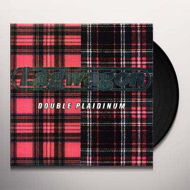 Lagwagon DOUBLE PLAIDINUM Vinyl Record