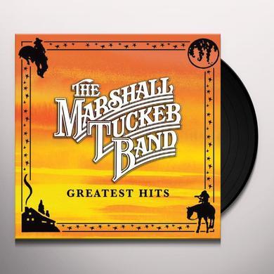 Marshall Tucker Band GREATEST HITS Vinyl Record