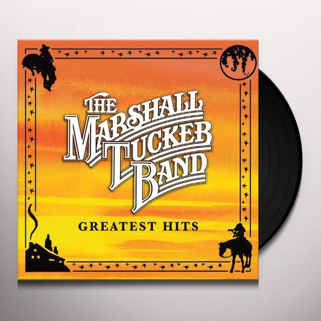 Marshall Tucker Band GREATEST HITS Vinyl Record