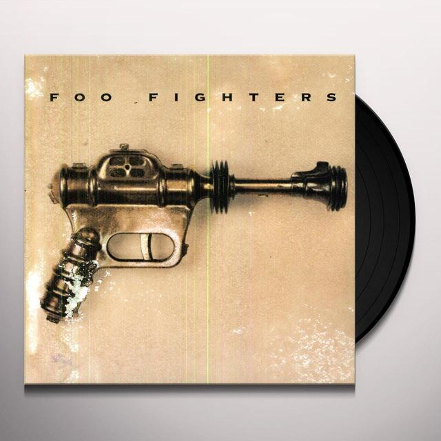 FOO FIGHTERS Vinyl Record - MP3 Download Included