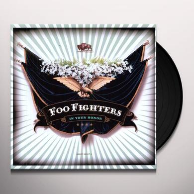 Foo Fighters IN YOUR HONOR Vinyl Record - MP3 Download Included
