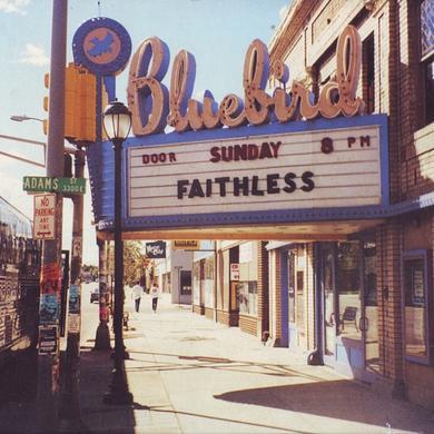 Faithless SUNDAY 8PM Vinyl Record