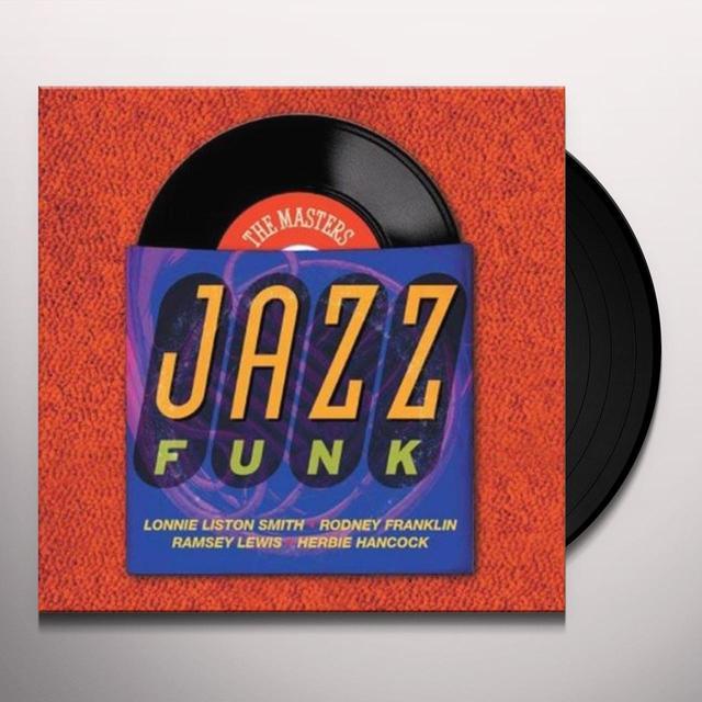 MASTER SERIES: JAZZ FUNK 1 / VARIOUS Vinyl Record - 180 Gram Pressing