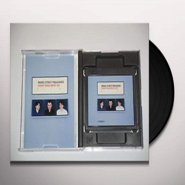 Manic Street Preachers EVERYTHING MUST GO Vinyl Record - 180 Gram Pressing