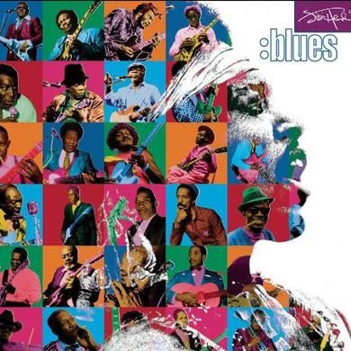 Jimi Hendrix BLUES Vinyl Record