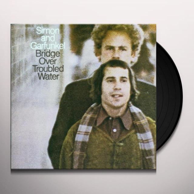 Simon & Garfunkel BRIDGE OVER TROUBLED WATER Vinyl Record - 180 Gram Pressing